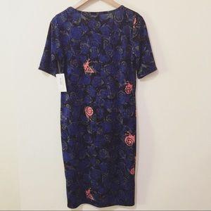 LuLaRoe Dresses - NWT LuLaRoe medium Julia dress
